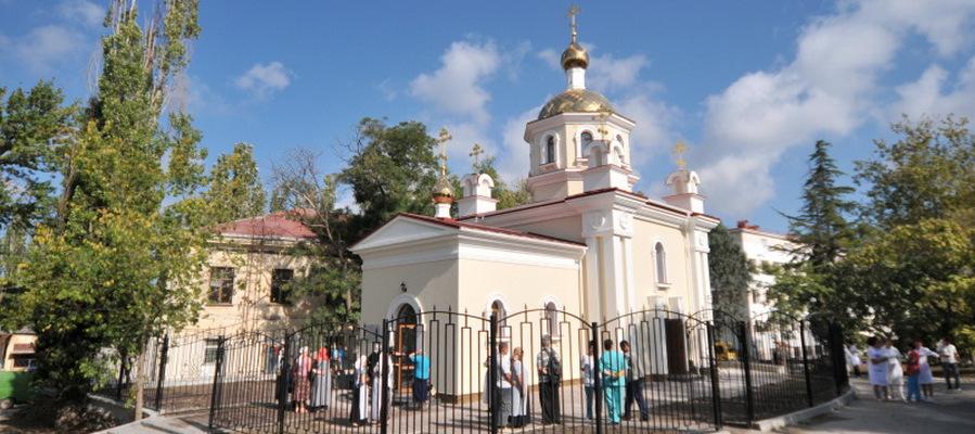 Храм святителя Луки Крымского