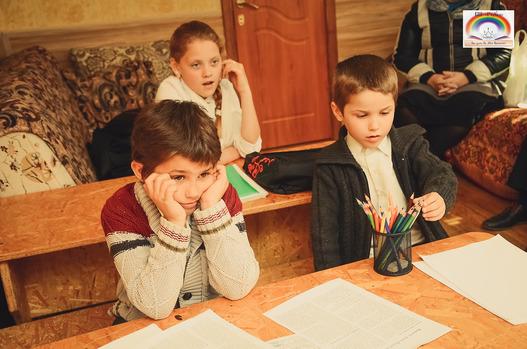 мальчищки из воскресной школы